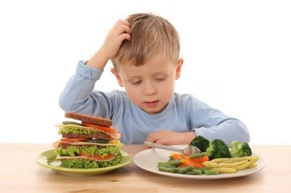 Consejos alimenatacion infantil
