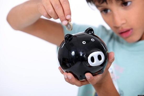 Consejos de cómo enseñar a ahorrar a tus hijos