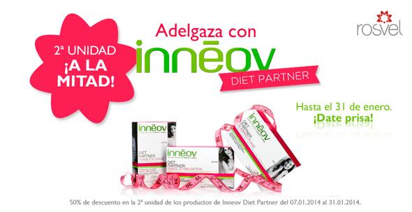 Inneov Diet Partner, productos para adelgazar.