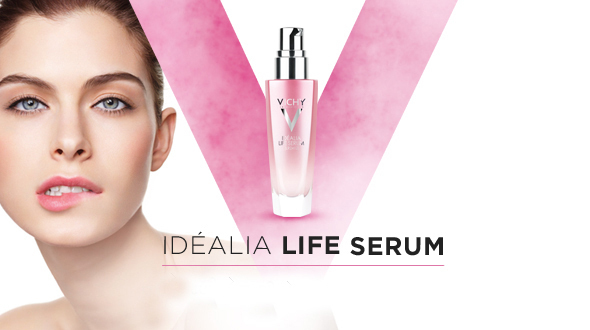 Sérum Idealia Life Serum de Vichy