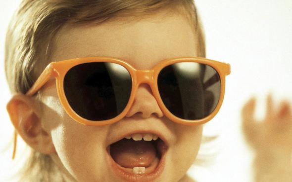 Gafas de sol de niño