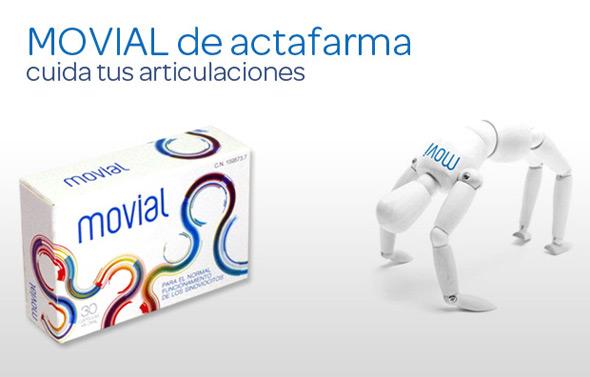 Imagen promocional del complemento Movial de Actafarma