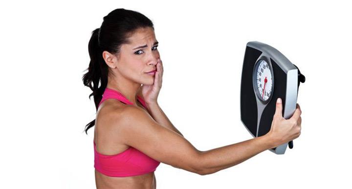 El efecto rebote es uno de los mayores problemas a la hora de perder kilos.
