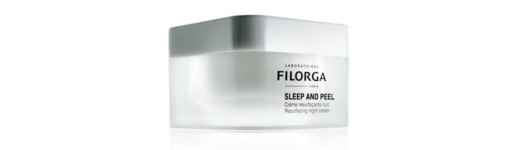 Crema de noche Sleep & Sleep de Filorga a la venta en Rosvel Parafarmacia.