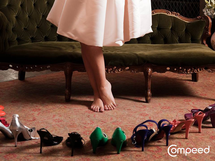 ¿Cómo afectan los tacones a la salud de nuestros pies?