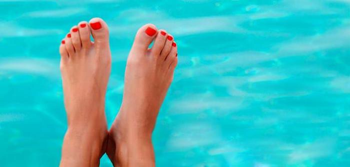 ¿Cómo cuidar los pies en verano? Foto de Compeed