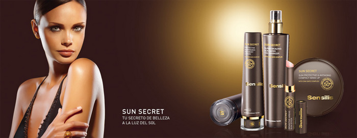 Sun Secret, protectores solares Sensilis