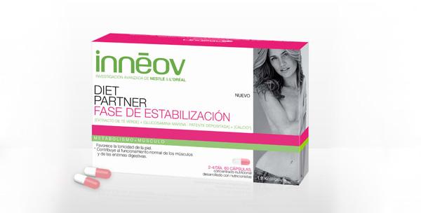 Innéov Diet Partner, fase de estabilización