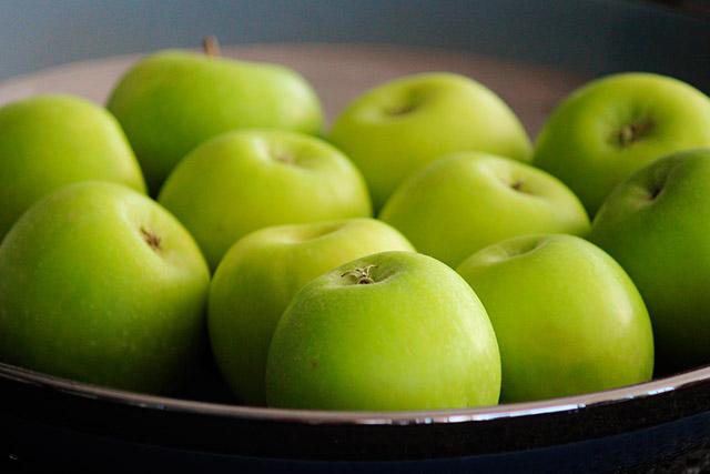 Manzanas, alimento antioxidante