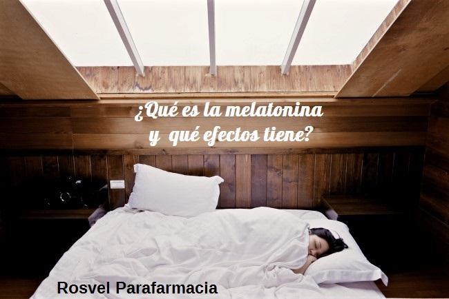 melatonina-efectos