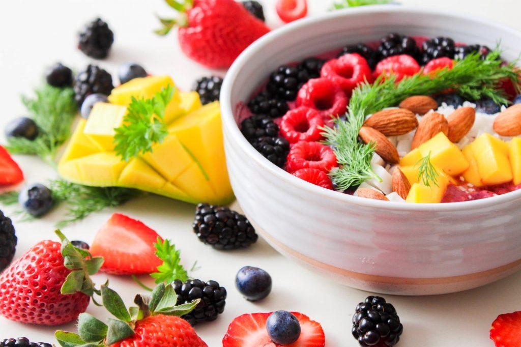 dieta sana y equilibrada