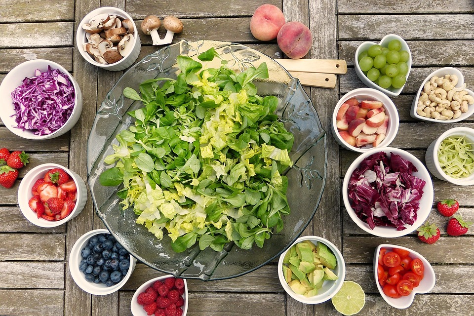 alimentacion saludable perder peso